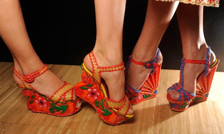 Los zapatos que se llevarán según Milán