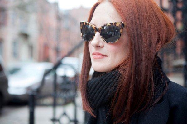 Las gafas gatunas siguen siendo tendencia