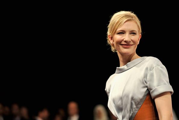 Cate Blanchett de Rodarte