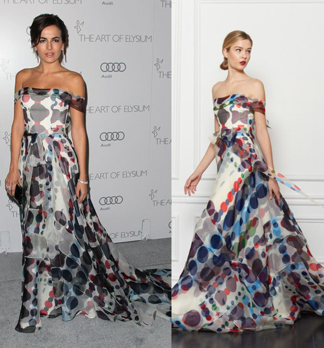 camilla+belle+carolina+herrera+art+of+elyseum