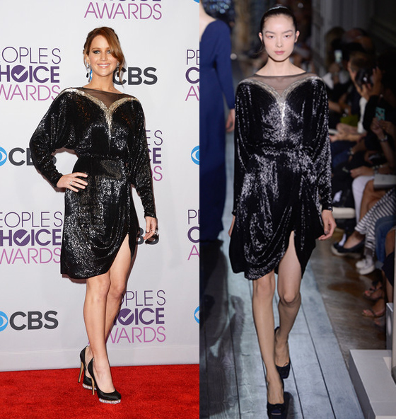 jennifer+lawrence+valentino+people+s+choice+awards