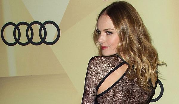 Cuenta atrás para los Globos de Oro 2013: Kate Bosworth de Pucci