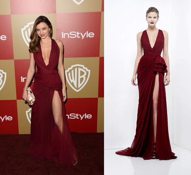 miranda+kerr+after+party+instyle+golden+globe+zuharid murad