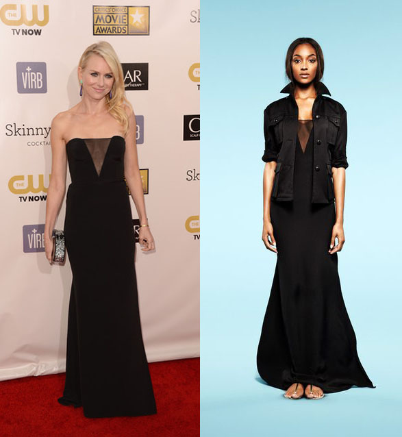 naomi+watts+emilio+pucci+critics+choice+awards