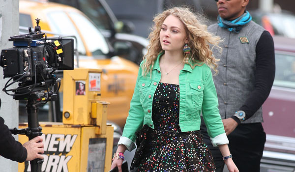 Comienza The Carrie Diaries