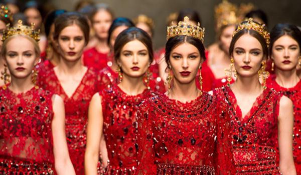 MFW: Dolce&Gabbana Fall13-14