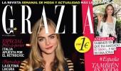 Mi opinión: la nueva revista Grazia España