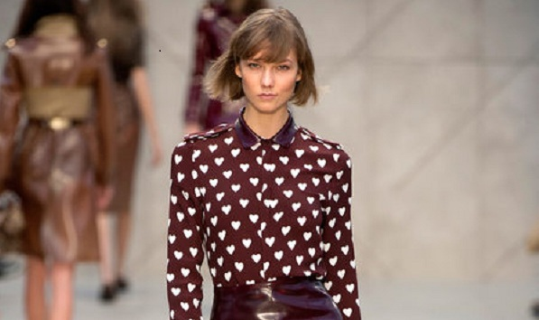 LFW: Burberry Prorsum Fall13-14