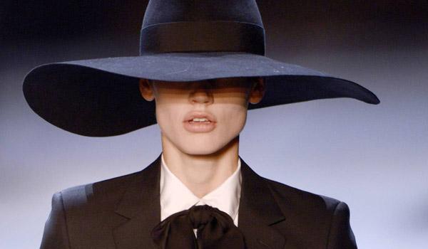 ¿te gusta el sombrero Saint-Laurent? h&m te lo pone fácil