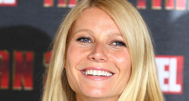 Otro look B&W ideal para Gwyneth Paltrow