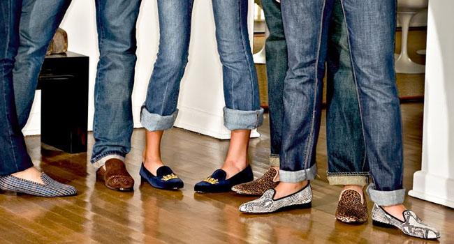 El reinado de las slippers