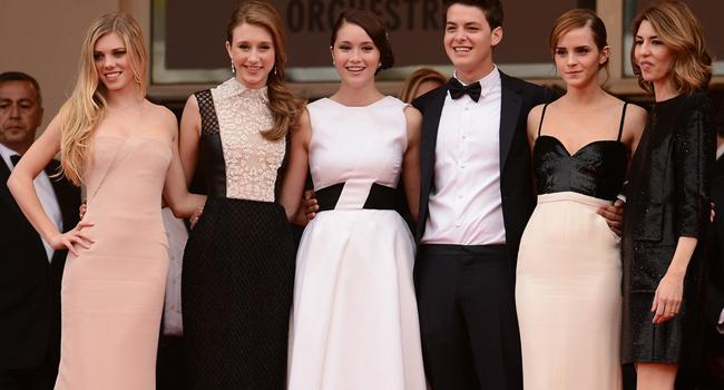 Emma Watson y Sofia Coppola de premiere en Cannes
