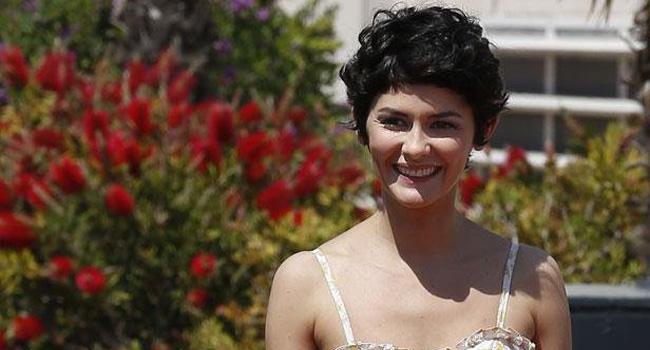 Audrey Tautou estrena el Festival de Cine de Cannes 2013