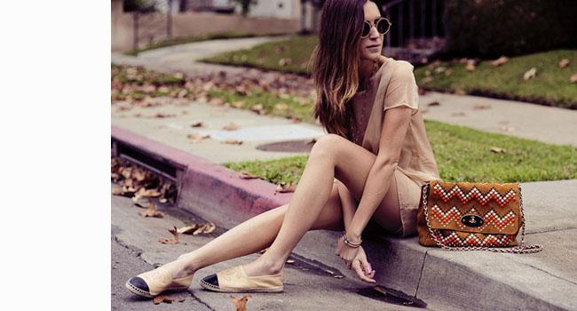 La última plaga de la blogosfera: las Chanel Espadrille