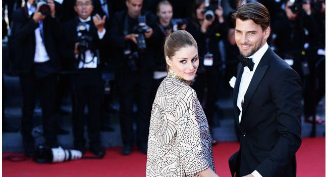 Y Olivia Palermo pisó la alfombra roja de Cannes
