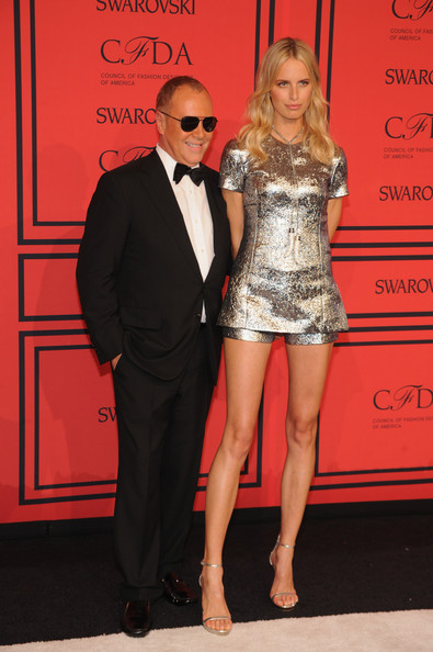 2013+CFDA+FASHION+AWARDS+karolina+kurkova+michael+kors