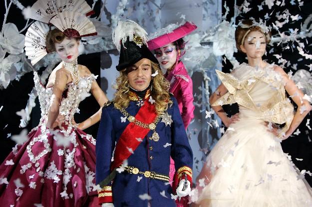 Echo de menos el Dior de Galliano en la Alta Costura de París