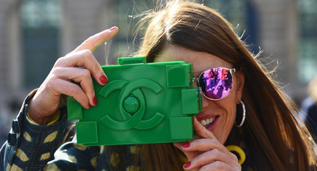 El nuevo bolso it de Chanel: el lego clutch