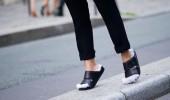 Los zapatos de Céline SS13 sí pisan la pasarela de asfalto