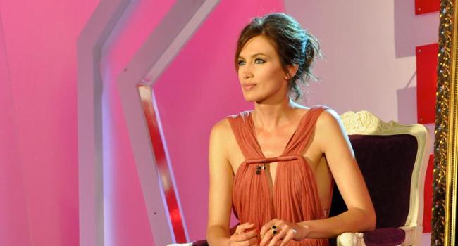 Todos los looks de Nieves Álvarez en Solo Moda II. El vestido