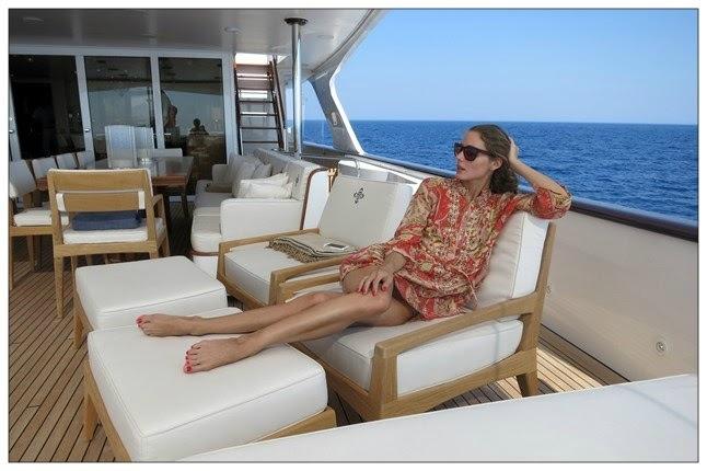Las vacaciones de Olivia Palermo