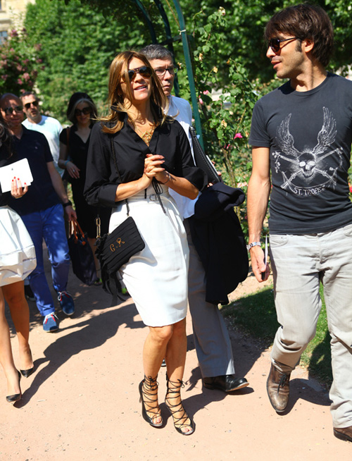 Carine_roitfeld_olivier_lalanne_paris_fashion_week_menswear_2010