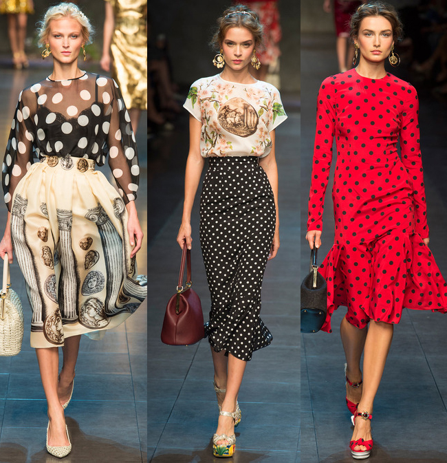 dolce&Gabbana-lunares-milan-fashion-week