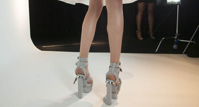 El post de los zapatos de Milán Fashion Week SS14
