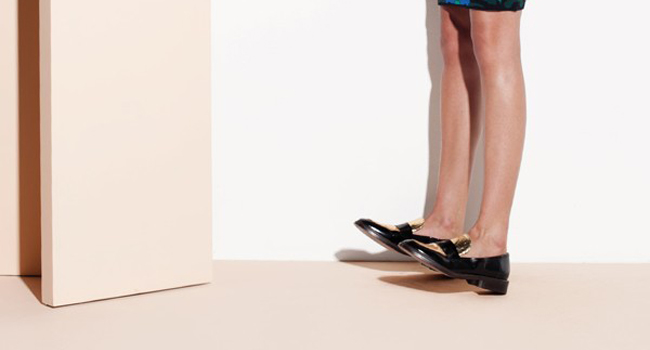 Wishlist: el zapato masculino de Bimba&Lola