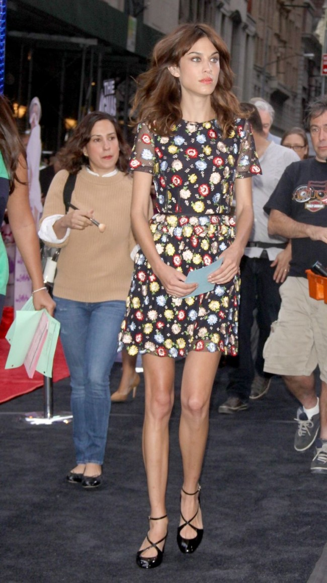 good-morning-america-alexa-chung-kenzo-dress