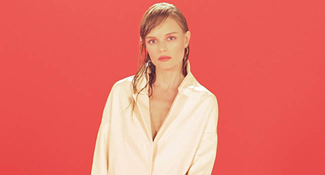 Lookbook de Kate Bosworth para Topshop