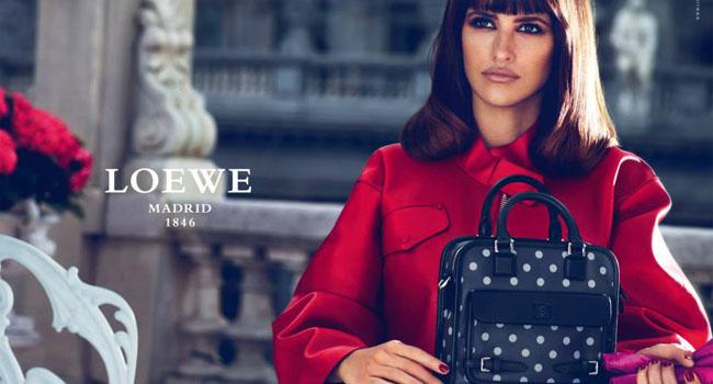 Las hermanas Cruz diseñan para Loewe #FashionNews