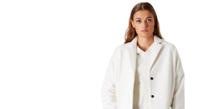 5 formas de combinar el abrigo boyfriend por Topshop