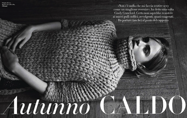 Vanity Fair Italia Warm Autumn 2