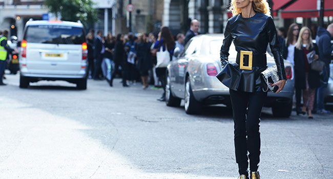 Objeto de deseo: El maxi-cinturon de Céline