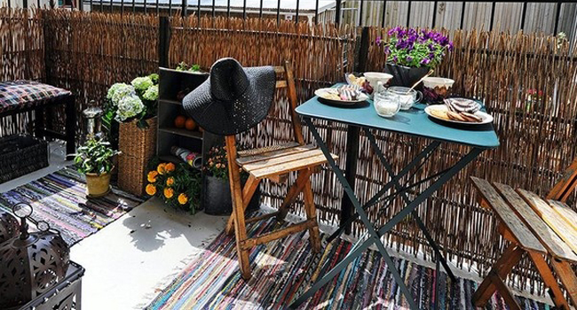 Cómo decorar mini-balcones #DecoPost