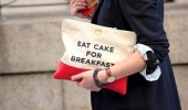 Weekend time…Eat cake for breakfast de Kate Spade