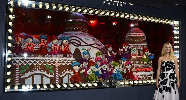 Ya es Navidad en Printemps y yo quiero ir a París a verla en directo