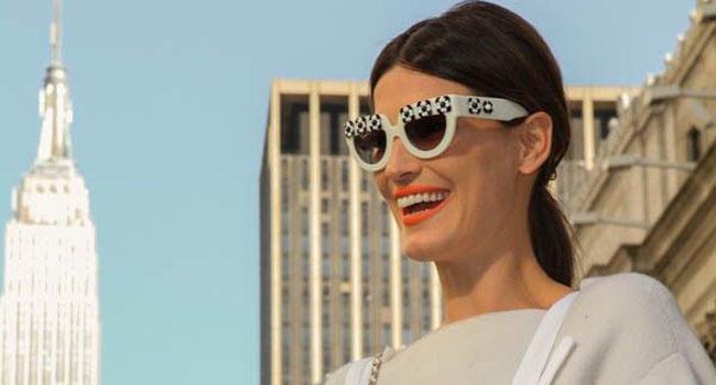 Objeto de Deseo: Gafas de sol de flores de Prada