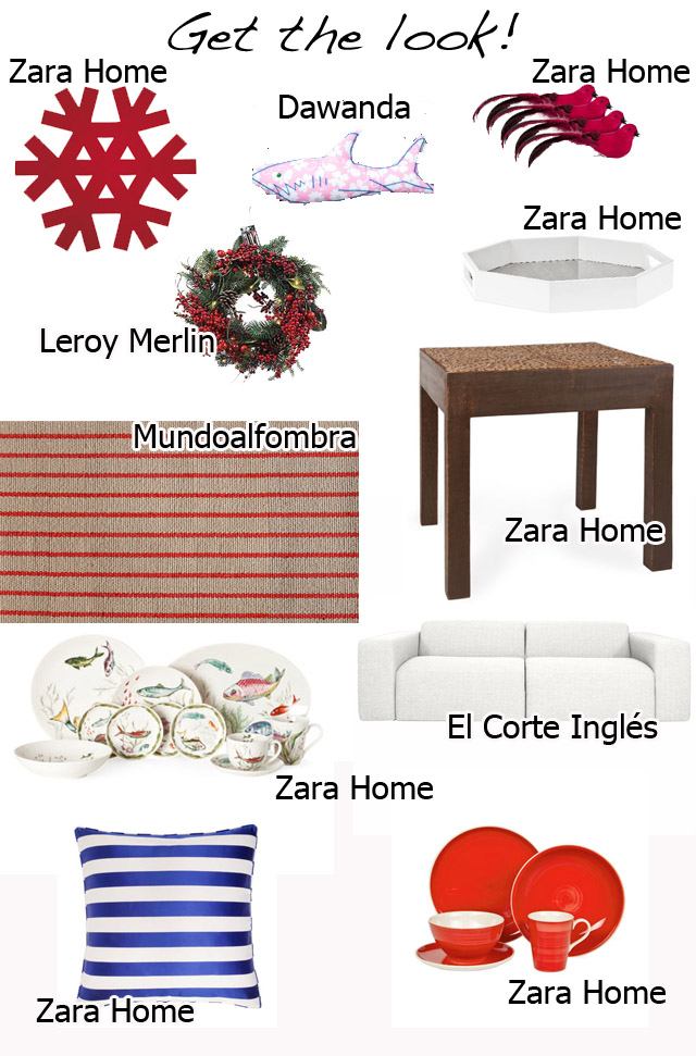 Decoración marinera christmas betrendymyfriend