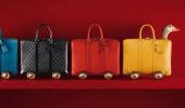 Ya es Navidad en los escaparates de Louis Vuitton