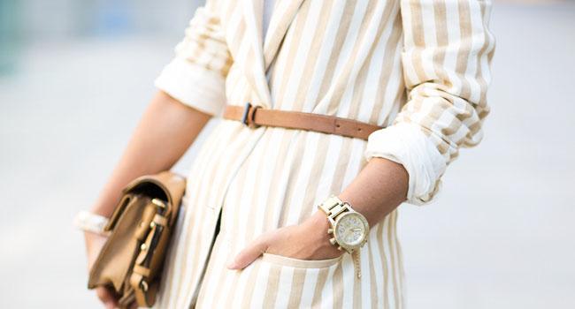 Trend Alert: El cinturón por encima del blazer #streetstyle