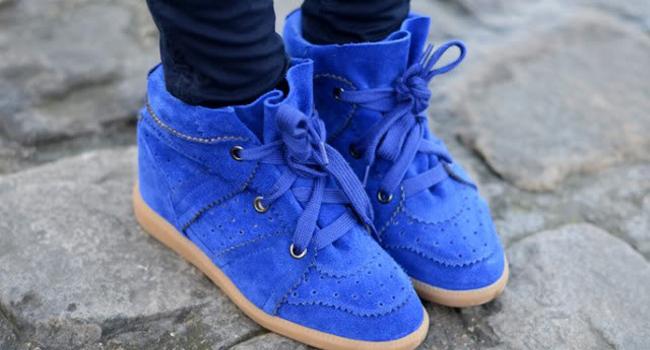 Queridos Reyes Magos II… quiero unas sneakers