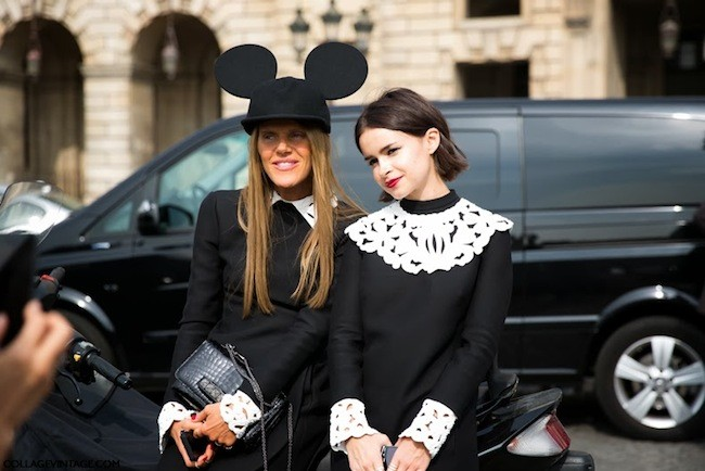 miroslava-duma-anna-dello-russo-valentino-paris-fashion-week