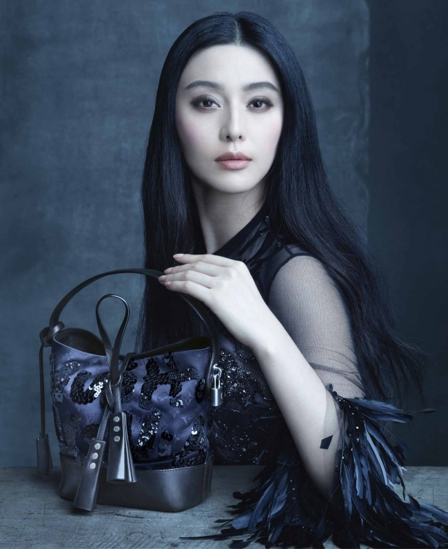 Louis-Vuitton-SS14-Campaign-by-Steven-Meisel-Fan-Bingbing