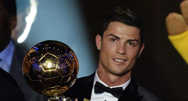 Alfombra Roja del Balón de Oro 2014