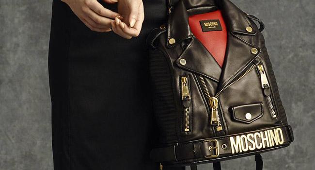 Nuevo objeto de deseo: las jacket bags de Moschino