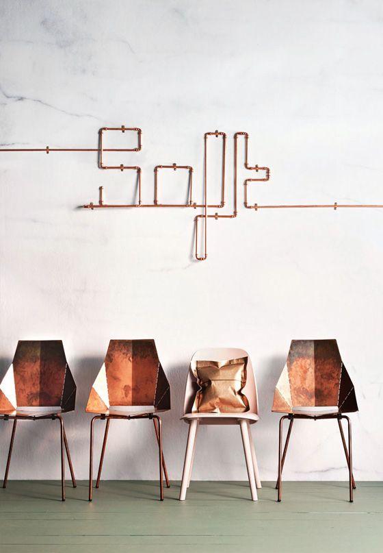 sillas cobre decopost betrendymyfriend