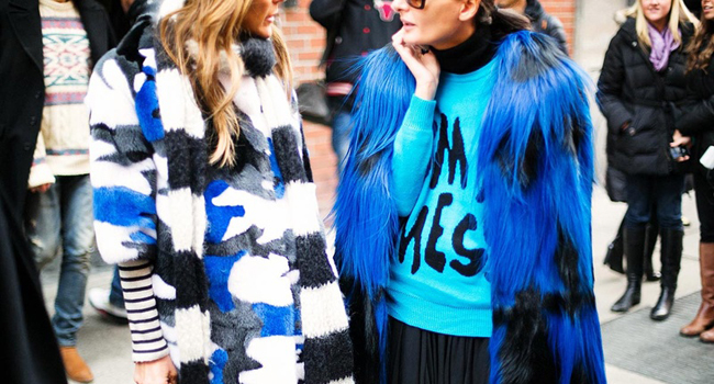 ¿quién es tu fashion itgirl favorita? #streetstyle