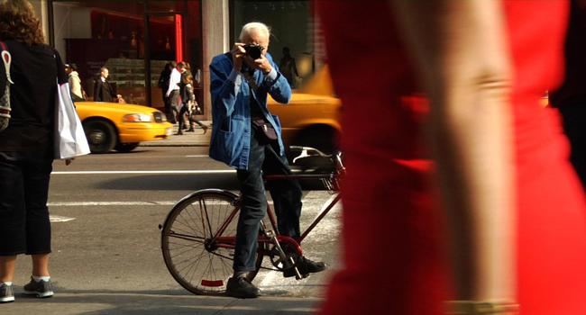 Bill Cunningham, el inventor de la fotografía street style